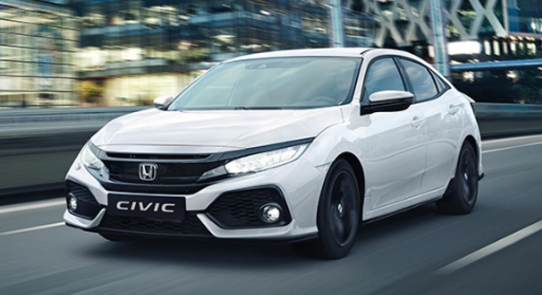 Honda Civic Hatchback Ile Coupe Sedana Yeni Bir Yorum